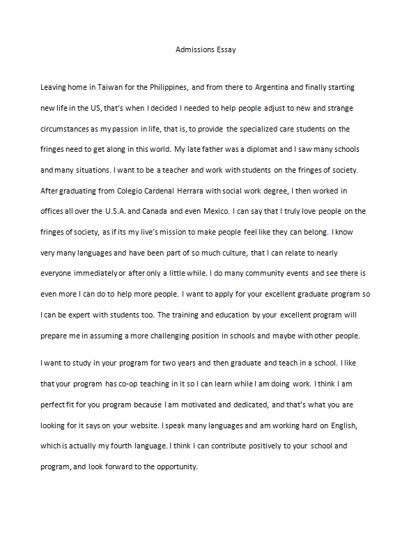 Mentally Healthy Person Essay